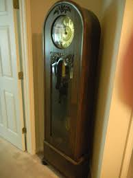 Ridgeway Grandfather Clock Ebay An Antique Early 1900 U0027s Gustav Becker German Grandfather Clock