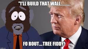 Tree Fiddy Meme - treefiddytrump imgflip