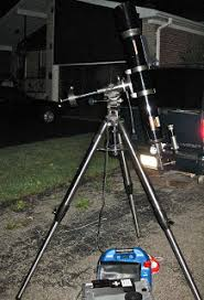 Backyard Astronomer The Backyard Astronomer Shake Free Tripod Review Of The Tpi Leg