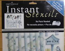 Imperial Home Decor Instant Stencils Etsy