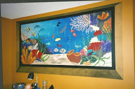 fish mural calgary wall murals you ll love mark vazquez mackay vazquezmackay twitter
