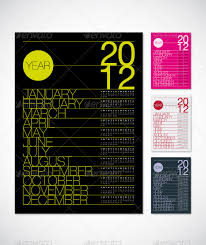 2012 calendar poster a3 2012 calendar print templates and