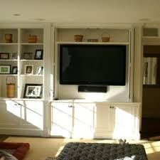 Built In Living Room Furniture Custom Built Wall Units Custom Made Built In Tv Wall Units