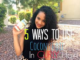 how to use coconut oil in natural hair hair growth homemade