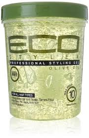 amazon com ecoco eco style gel blue 32 ounce hair styling