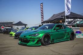 subaru brz rocket bunny v3 5 of the coolest zn6s at 86fest 2016