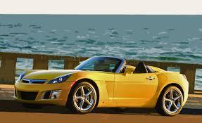 saturn sky coupe 2008 pontiac solstice 2008 saturn sky feature features car