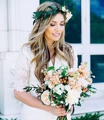 Hochsteckfrisuren Hochzeit Standesamt by Die Besten 25 Hochzeitsfrisuren Offene Haare Ideen Auf