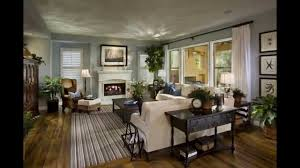 wall decor ideas for family rooms to design a narrow or small