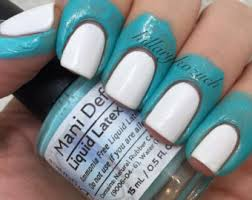 cuticles liquid nail tape contains latex ammonia free