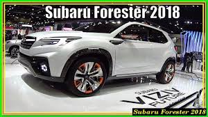 subaru forester 2018 colors subaru forester 2018 2 5i premium reviews youtube
