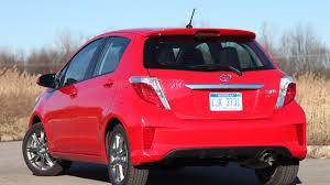 2012 toyota yaris reviews toyota to recall 185k cars globally including yaris autoblog