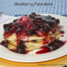 blueberry pancake recipe snickerdoodle pancakes