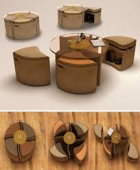 small furniture small space living