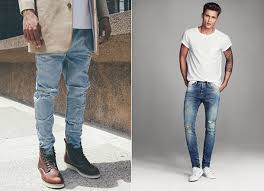 Ripped Denim Jeans For Men Distressed With Class How To Rock Ripped Denim In Style