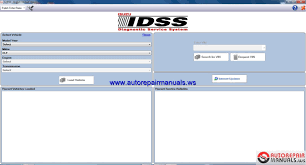 isuzu idss ii updates 02 2017 english full instruction