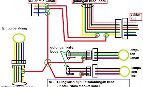 wiring diagram yamaha mio sporty