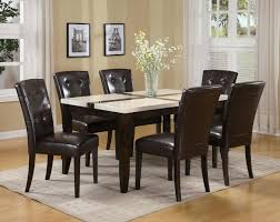 marble top dining table set online round singapore and chairs
