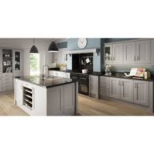 replace kitchen cabinet doors fronts new portland dove grey mdf