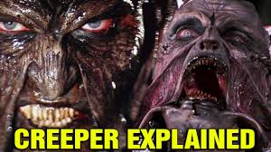 Halloween Costumes Jeepers Creepers Creeper Jeepers Creepers Movie Theory Explained