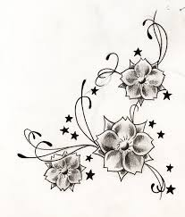 cool ink tattoos designs tattoo flowers