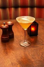 thanksgiving cocktails harvest moon martini recipe on yummly