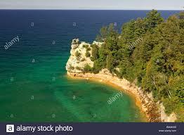 Michigan scenery images Scenery landscape coast shore lake michigan michigan lake bay jpg