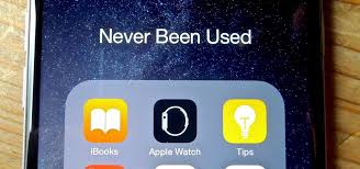 how to hide stock apple apps u0026 features on your iphone u2014without
