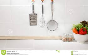 Kitchen Photography by Kitchen Background With Utensil Stock Photography Image 24710732
