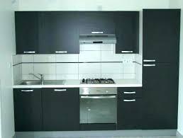 cuisine avec electromenager inclus cuisine equipee electromenager