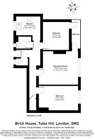 Brixton Academy Floor Plan by 2 Bedroom Flat For Sale In Birch House Tulse Sw2 Sw2