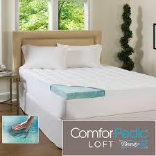 Loft Works 5 Amazon Com Comforpedic Loft Beautyrest 5 5 Inch Supreme Gel