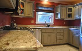 wood countertops annie sloan chalk paint kitchen cabinets lighting