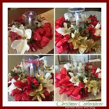 mormon moms dollar store christmas centerpieces beautiful flowers