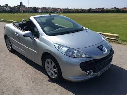 who owns peugeot 08 peugeot 207 convertible peter foreman car sales