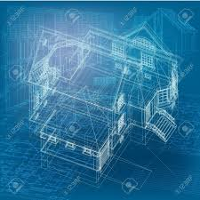 blueprint house stock vectors vector what is drawing tools visio