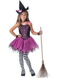 Halloween Kid Costumes Stitch Witch Child Costume Wholesale Witch Costumes Girls