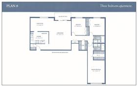 1500 sq ft floor plans one two and three bedroom apartment rentals 1 3 bedroom
