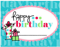 happy birthday cards free free printable happy birthday cards images and pictures