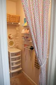 Closet Craft Room - house tweaking