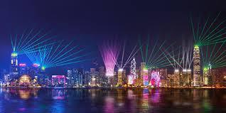hong kong light show cruise a symphony of lights hong kong tourism board