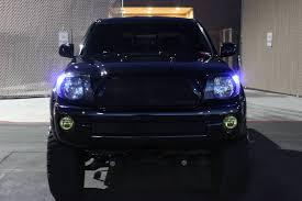 05 09 toyota tacoma fog lights kit dash z racing