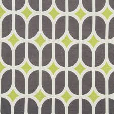Upholstery Fabric For Chairs by Grey Geometric Upholstery Fabric Modern Lime Green Fabric
