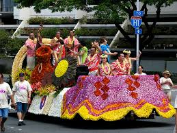 free floral festival in oahu this weekend go city card