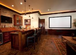 african mahogany recreation room video and photos