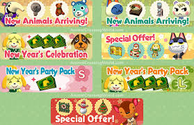 new year pocket animal crossing pocket c celebrates the new year with a special