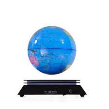 earth levitation globe rotating globe levitron floating rotating