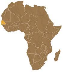 africa map gambia gambia und senegal gate to africa ihr spezialist für afrikareisen