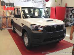 mahindra renault mahindra scorpio facelift review first drive