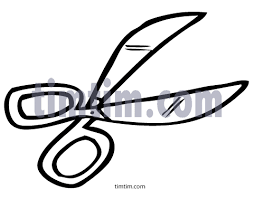 free drawing of a scissors bw2 from the category hobby u0026 sewing